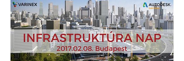 Infrastruktúra nap 2017 előadások