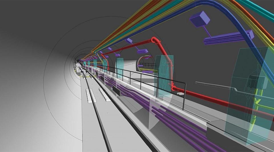 A kép a LiRo Group Virtual Design and Construction tulajdona