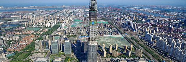 Szupermagas kihívás – Összetett toronyépítés BIM használatával