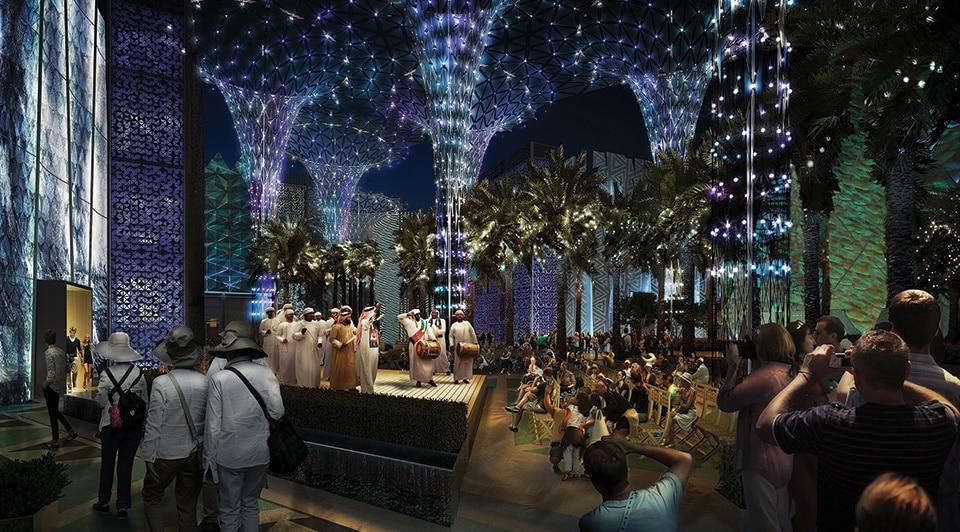 A kép a Dubai Expo 2020 Bureau tulajdona