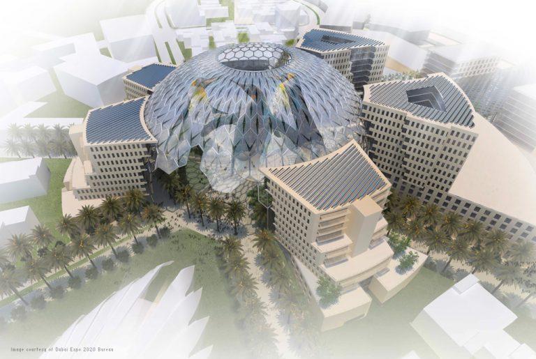 A kép a Dubai Expo 2020 Bureau tulajdona.