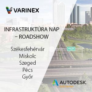 Infrastruktúra roadshow