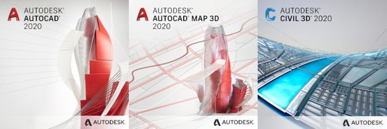 A 2020-as verzióval bővült a támogatott Autodesk termékek listája