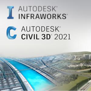 Civil 3D és InfraWorks 2021